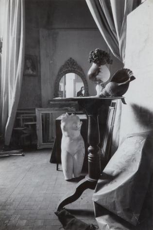 Mollino, La chambre enchantée, 1935