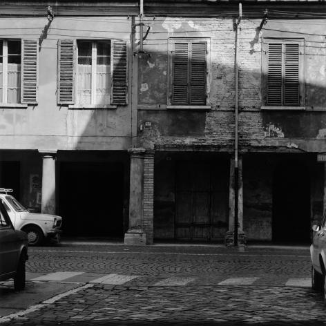Guido Guidi, Cesena, Per il Teatro Bonci, 1984