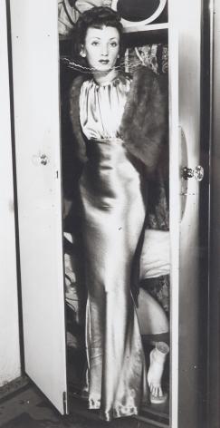 Mollino, Conte de fée pour les grands, datée de 1950
