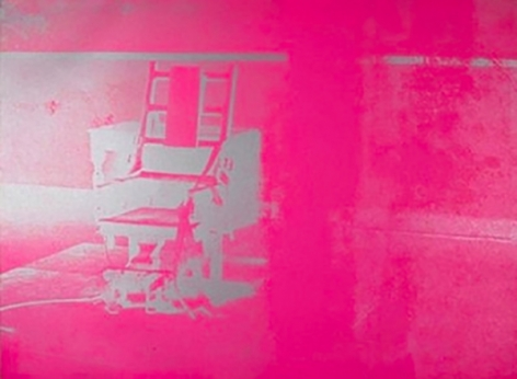 Andy Warhol, Electric chairs