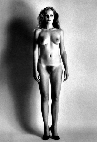 Newton, Big Nude IV, Paris, 1980