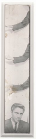 Warhol, Edward Villela's photobooth, 1963