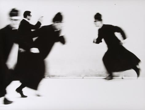 Mario Giacomlli, Io non ho mani che mi accarezzino il volto, 1961-63