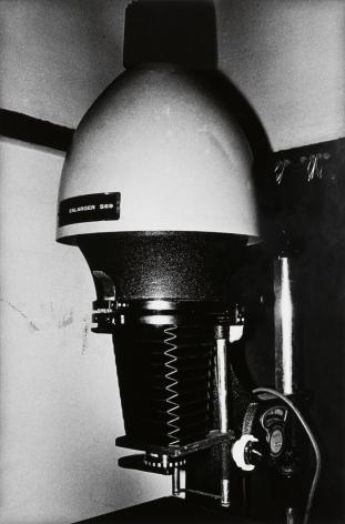 Moriyama, Dark Room, Setagaya-ku, Tokyo, 1990