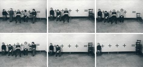 Károly Kismányoky, Untitled, 1974