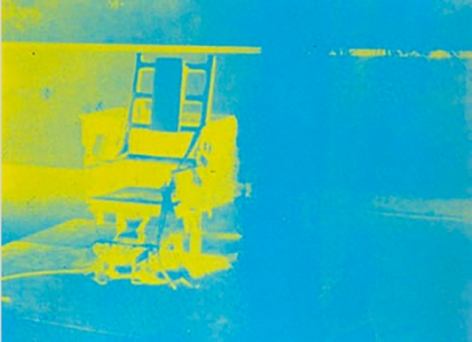 Andy Warhol, Electric chairs,1971