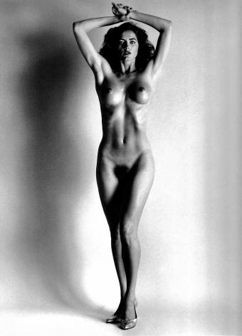 Newton, Big Nude V, Paris, 1980