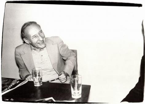 Warhol, William Burroughs