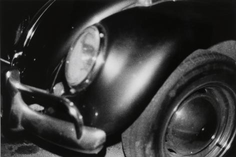 Moriyama, Garage, Ohta-ku, Tokyo, 1990