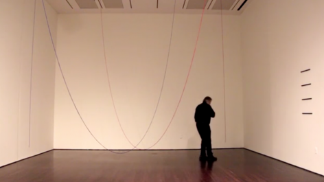 The Nearest Air: A Survey of Works By Waltercio Caldas, The Blanton Museum, The University of Texas at Austin