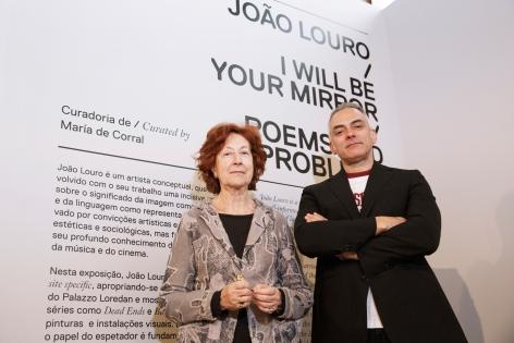 João Louro, Those Ideas That Are Words