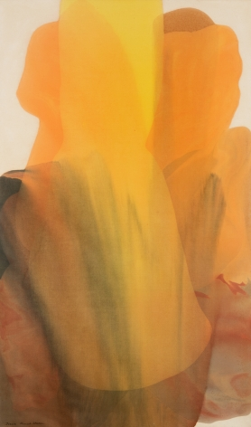 Irene Monat Stern (1932-2010) Bloom of Life, 1972
