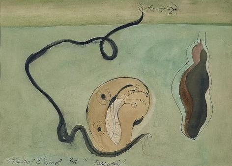 Theodoros Stamos - Farwell, 1946