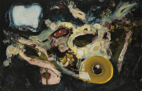 William Scharf (1927-2018) Untitled, 1964