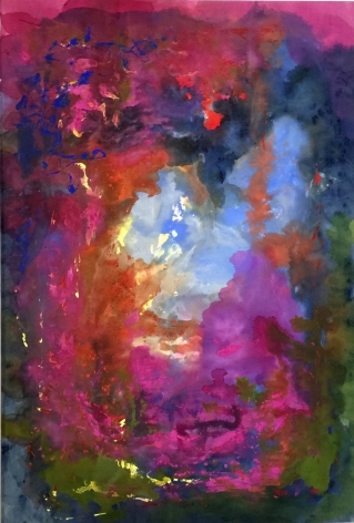 Suzanne LaFleur (b. 1983) Blue Vortex, 2015