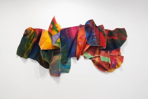 Sam Gilliam (b. 1933) Changing Again (Getting Undone), 1998