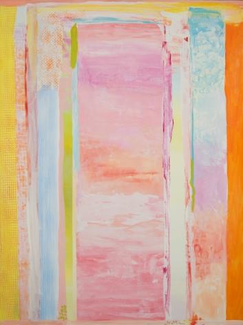Robert Natkin (1930-2010) Untitled (Apollo Series), circa 1970s