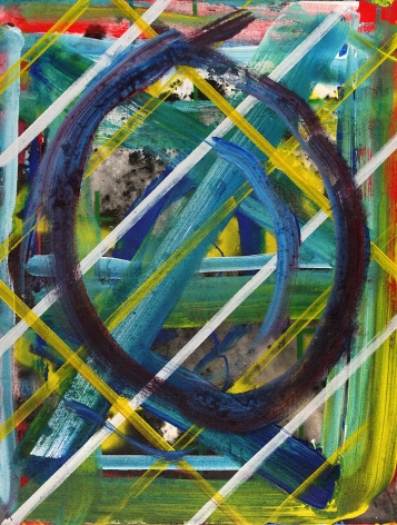 Ed Moses (1926-2018) Whirl, 2017