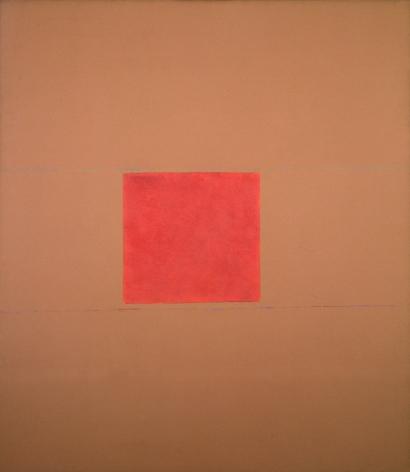 Theodoros Stamos - Delphic Sun-Box #2, 1968