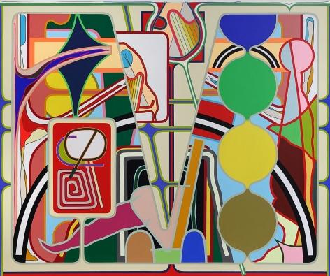 Eric Shaw (b. 1983) Untitled, 2018