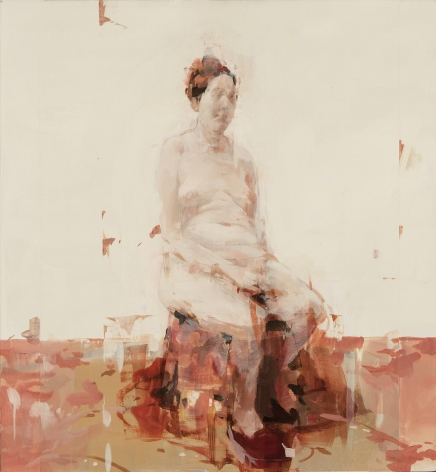 Alex Kanevsky - Red Shoes, 2008 - Hollis Taggart