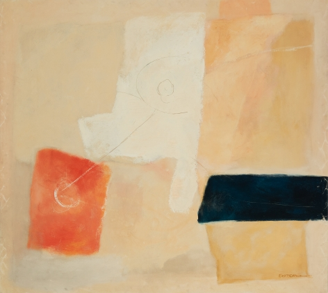Harry Bertschmann (b. 1931) Untitled, 1956