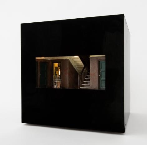 Alan Wolfson (b. 1948) Hallway, 1983