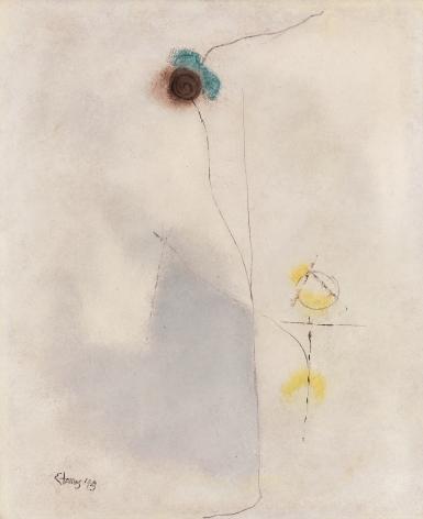 Theodoros Stamos (1922-1997) In Venice, 1949