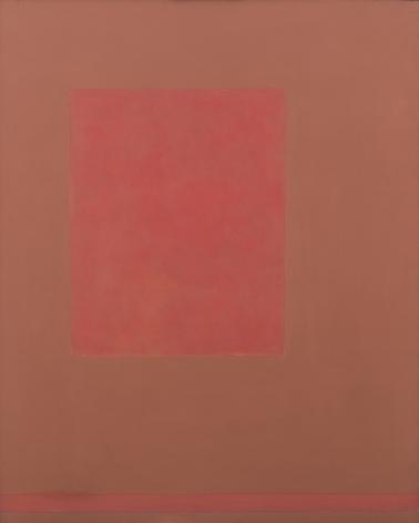 Theodoros Stamos - Pink Sun Box, 1969
