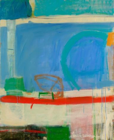 Chloë Lamb (b. 1960) Beyond the Shore, 2016
