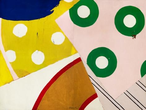 Knox Martin (b. 1923) Rubber Soul, 1963
