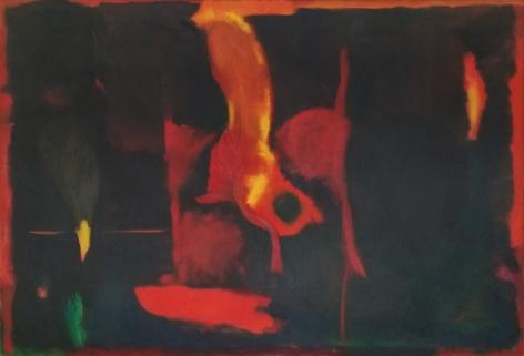 William Scharf (1927-2018) Untitled, 1953
