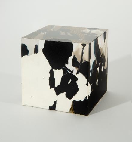 Idelle Weber (b. 1932) Cube, 1968