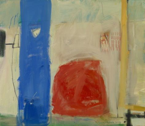 Chloë Lamb (b. 1960) Red Blue and Yellow, 2016
