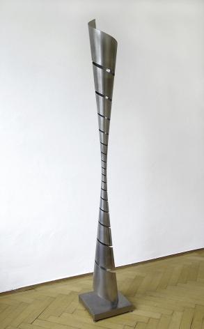 Martin Willing (b. 1958) Gestrecktes Hyperboloid, Höhenachse zehnfach, 2004