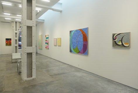 Installation view: Highlight: The High Line
