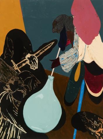 Kenichi Hoshine (b. 1977) Glassblower, 2018