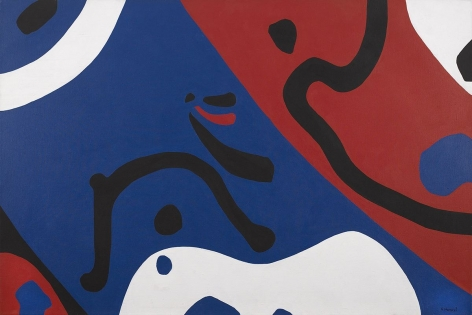 George Vranesh (1926-2014) Into the Wave, 1971