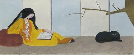 Will Barnet - Aurora, 1977