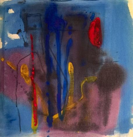 Suzanne LaFleur (b. 1983) La Lune Rouge, 2015