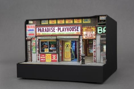 Alan Wolfson, Paradise-Playhouse, 2014