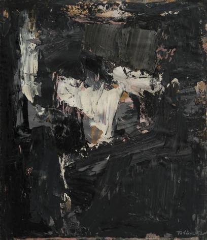 Julius Tobias (1915-1999) Impression, 1958