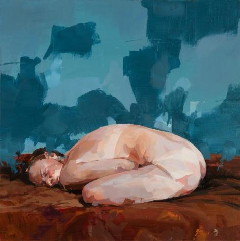 Alex Kanevsky (b. 1963) M.H., 2018