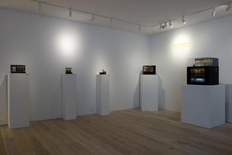Alan Wolfson: New York Nocturnes - Installation view