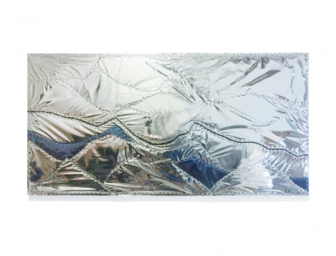 John Knuth (b. 1978) Distorted Landscape - Hudson River School, 2018