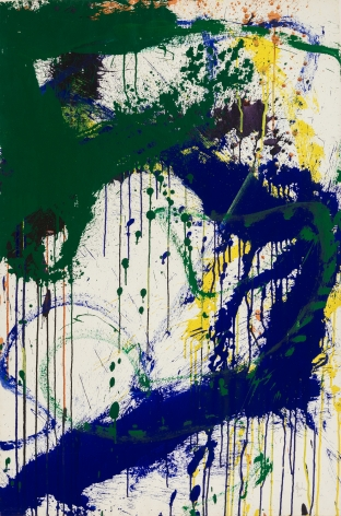 Norman Bluhm (1921-1999) Untitled, 1964