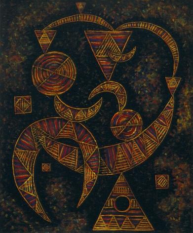Hannes Beckmann (1909-1976) Balance, 1936