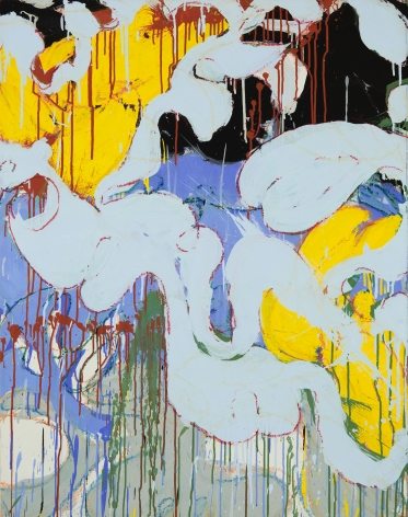 Norman Bluhm (1921-1999) Untitled, 1976