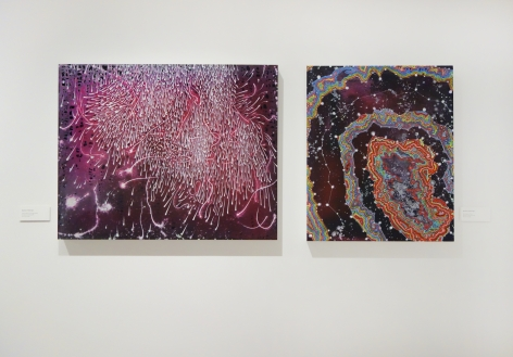 Painted is Not Doomed To Repeat Itself - Installation view