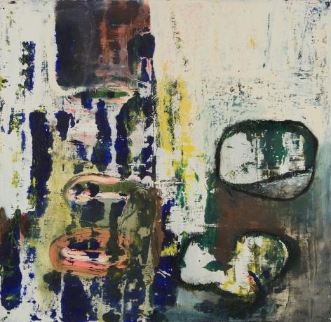 Alexis Portilla (b. 1965) Vessel White, 1998